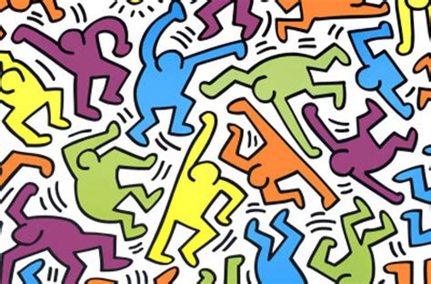 keith haring in mostra a palazzo reale