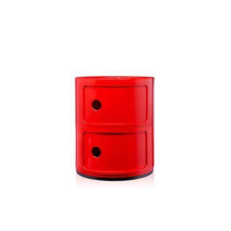 cassetti componibili kartell componibili contenitore 2 cassetti shop