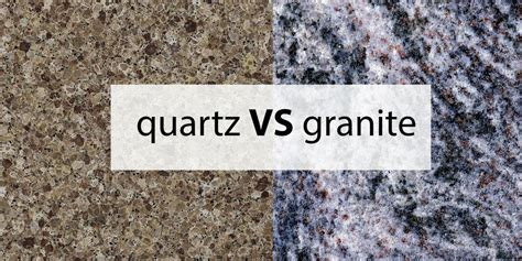 Granite Vs Quartzite Countertops by Quartz Vs Granite What S Best For You Marble Creations