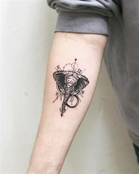 small head tattoos elephant meaning and design ideas 2018 elephant
