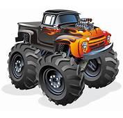 Monster Truck Ranchera