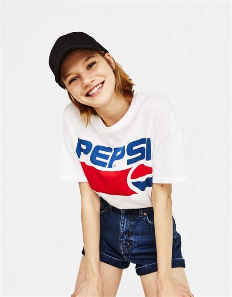 Bershka Tshirt Cola Cola t shirts kleding bershka netherlands