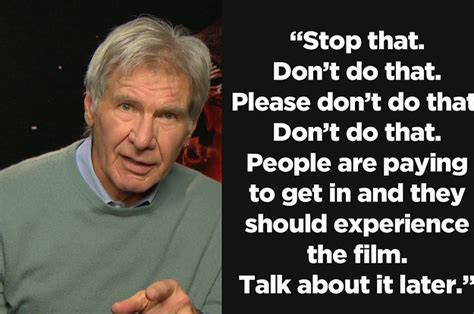Harrison Ford Meme - harrison ford to anyone sharing quot star wars quot spoilers