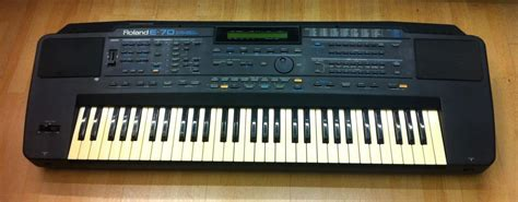 roland e70 for sale at x electrical