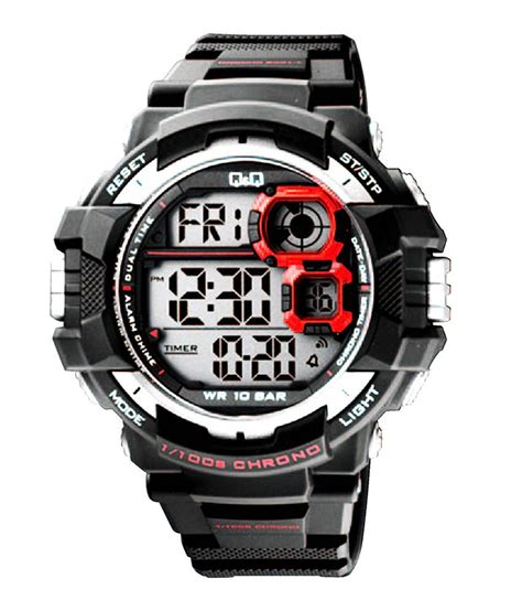 Q Q M051j003y q q digital dw multi black buy q q