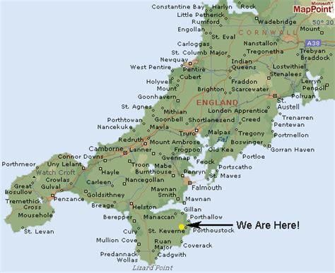 map uk cornwall map of cornwall cornwall and and scotland 2016