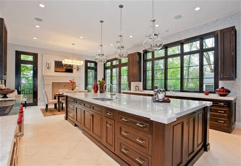 Kitchen Images For Home Photos Of Luxury Home Kitchens By Heritage Luxury Builders