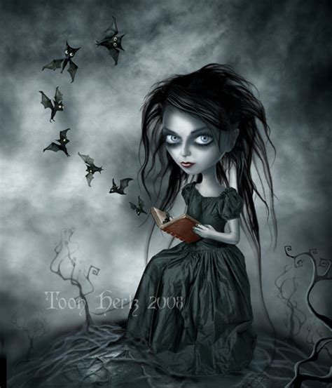 imagenes goticas halloween dessin gothique