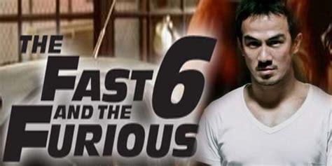 film dokumenter faster bintangi film fast and furious 6 joe taslim pakai bahasa