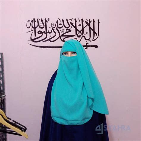 Jilbab Saudia Bahannya Apa