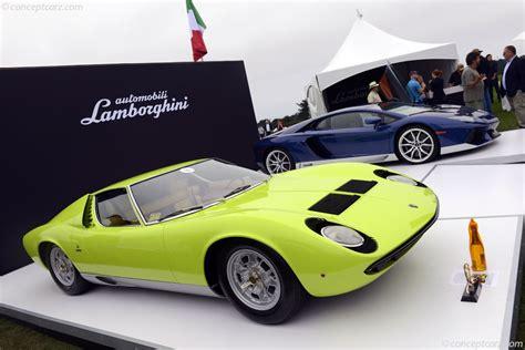 Lamborghini Miura Concept Price Lamborghini Miura P400 Roadster Vehicle Information By