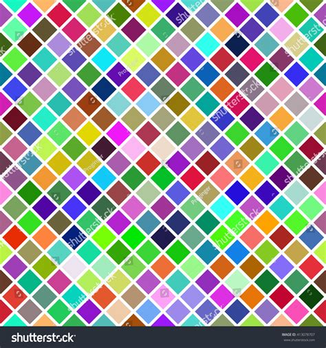 mosaic pattern illustrator tutorial seamless abstract striped diagonal colorful background