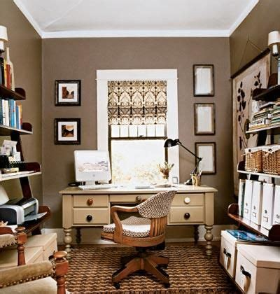 color for home office dens libraries offices brown neutral home office aupe