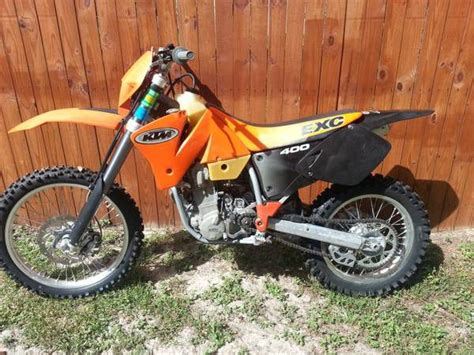 2002 Ktm 200 Exc 04 Ktm 200 Exc For Sale On 2040 Motos