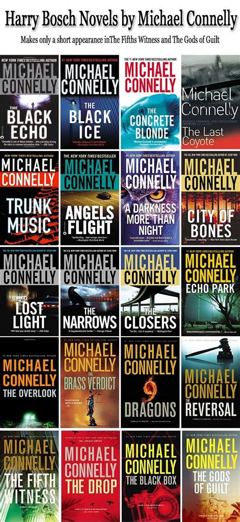 michael connelly best book 17 best images about books read and yet to read on