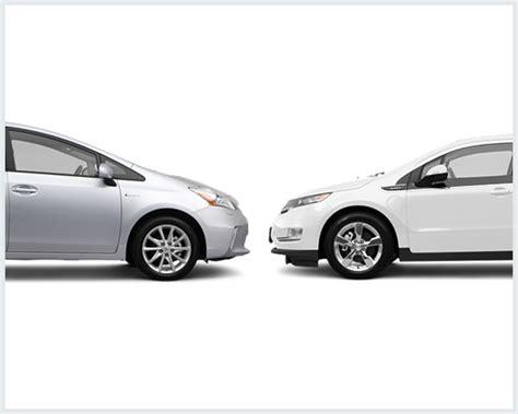 Toyota Prius Cost Per Mile Toyota Prius In Vs Chevy Volt Which Is Cheaper Per Mile