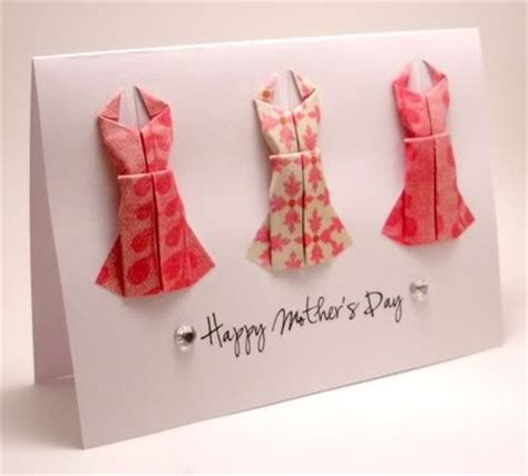 cool mothers day cards to make three dresses for s day cool picks