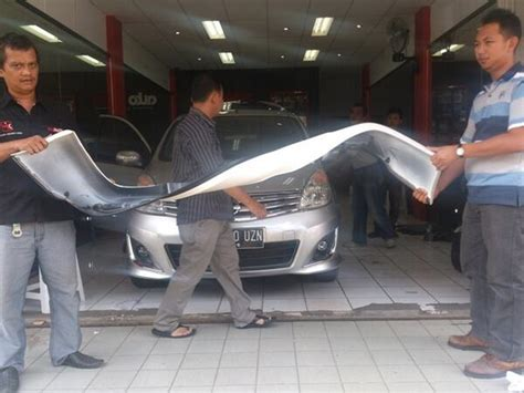 Lu Bemper Toyota All New Avanza Veloz Lu Led Reflektor Bumper baru wts roof rack new avanza xenia model xtrail
