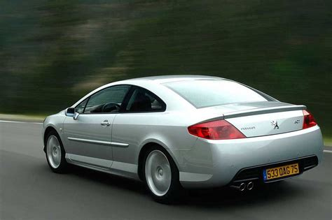 peugeot 407 coupe 2007 fiche technique peugeot 407 coupe peugeot 407 coupe 2 2 16v
