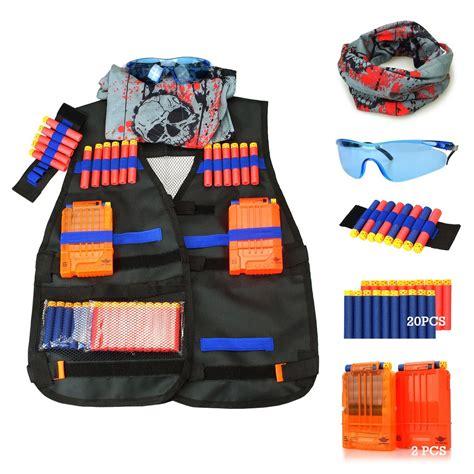 Nerf Vest tactical vest kit for nerf guns n strike elite series