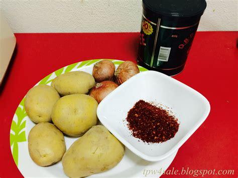 sale penghalus kentang tupperware resepi kentang berlada