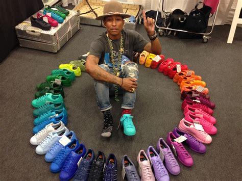 Sepatu Adidas Superstar Pharrell pharrell williams x adidas originals superstar supercolor