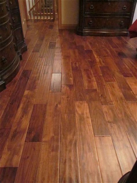 Br Wood Flooring by Mazama Hardwood Handscraped Tropical Collection Acacia