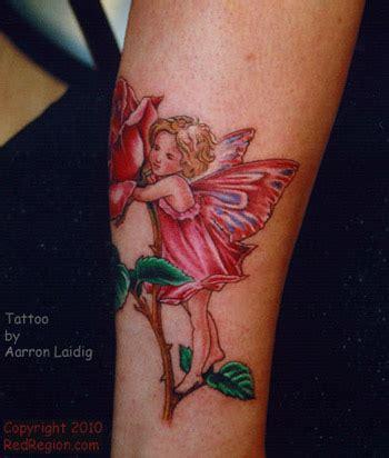 tattoo flower fairy flower fairy tattoo by aarron laidig