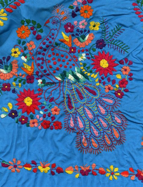 embroidery mexican mexican embroidery mooshka