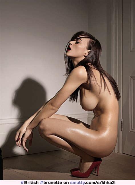 British Brunette Rosiejones Hot Horny Seductive
