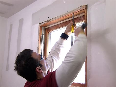 how to install a new window in an old house how to install a new window how tos diy
