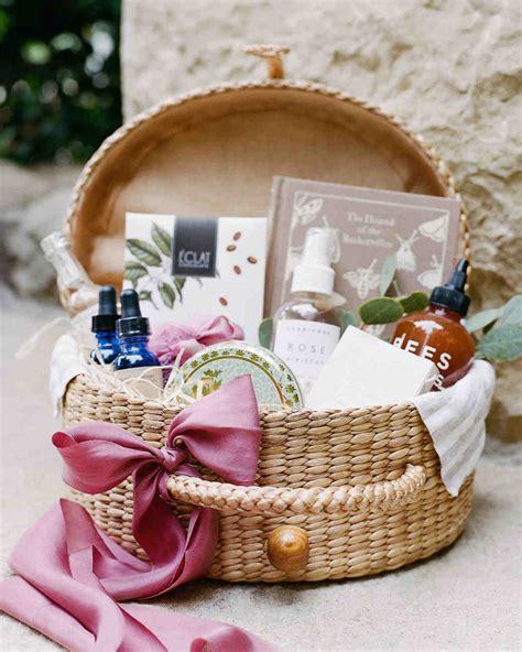46 welcome bags from real weddings martha stewart weddings