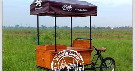 desain gerobak kopi desain logo logo kuliner desain gerobak jasa desain