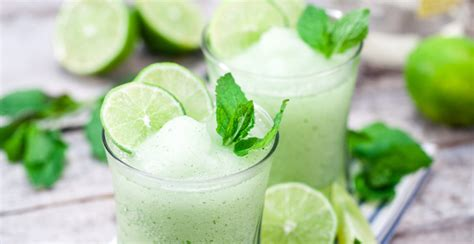 frozen mojito recipe frozen mojito recipe blendtec