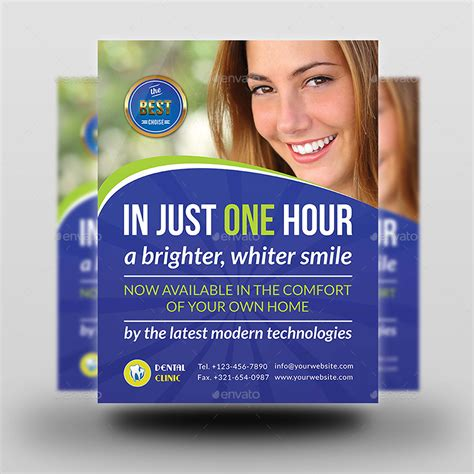 dental flyer templates dental clinic flyer vol 2 template by owpictures