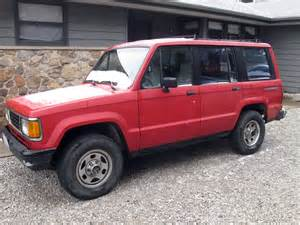 88 Isuzu Trooper Isuzu Trooper Ii Parts