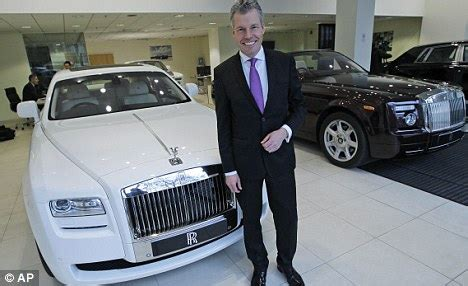 Rolls Royce Executives The Electric Rolls Royce Luxury Firm Plans Eco Friendly