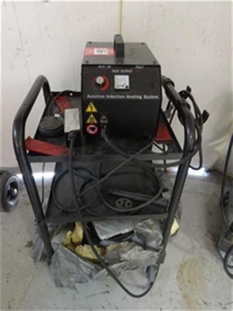 autotron heat induction induction heating system ajax tocco model autotron 3300 s n af0713262 r auction 0016