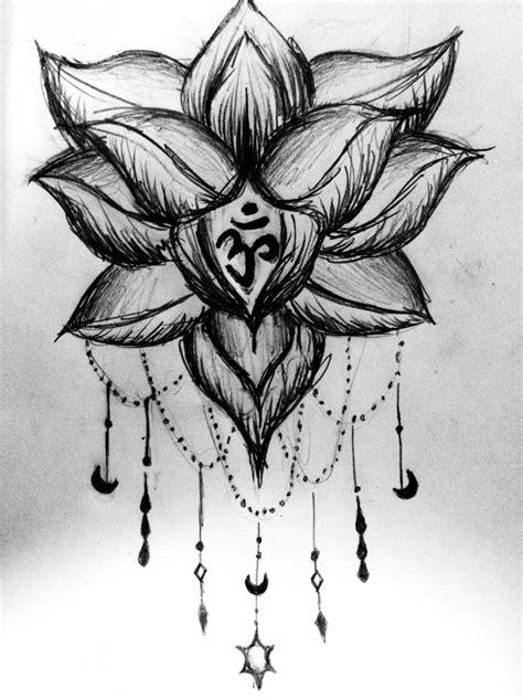 inner peace tattoo inner peace lotus flower om symbol buddhism artwork