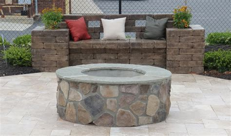 stone bench ideas latest outdoor kitchen and outdoor smoker trends