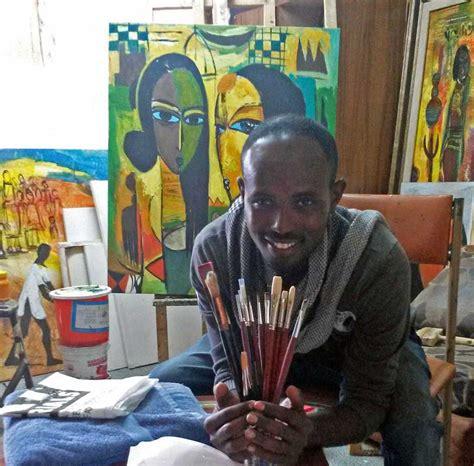 Best Home Interior Design Magazines Meet Ethiopian Artist Yonas Degefa Travel Africa Magazine