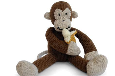 Monkey Knits monkey knitting pattern goodtoknow