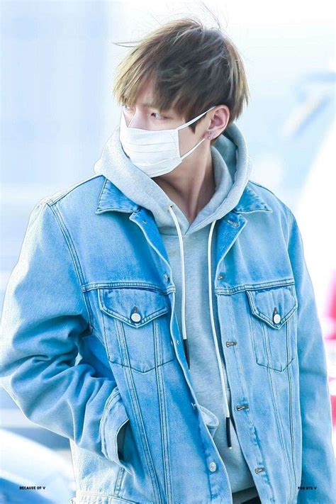 Jaket Bts Army bts in denim jackets army s amino