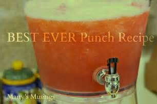 frozen jello punch