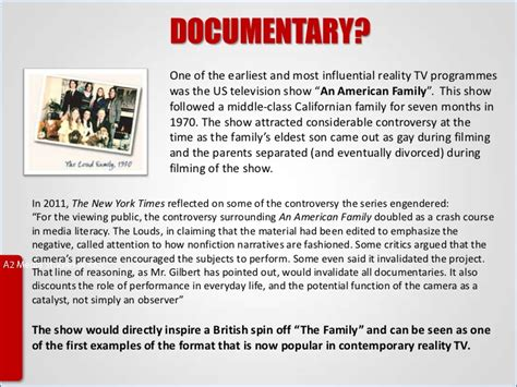 research paper on reality reality television research paper