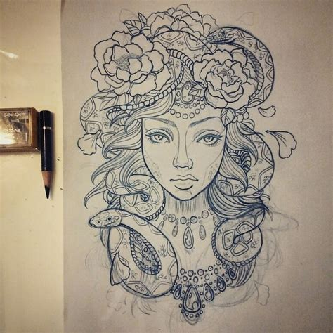 medusa tattoo designs 25 best ideas about medusa on medusa