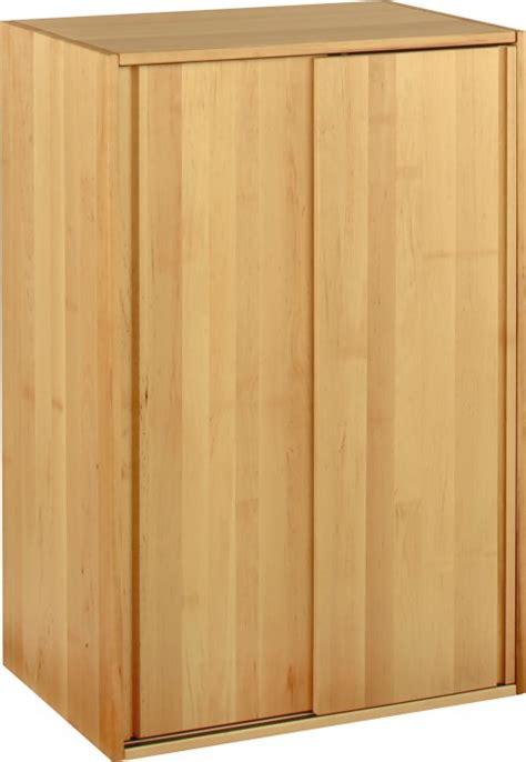 kleiderschrank höhe 120 massivholz kleiderschrank system bestseller shop f 252 r