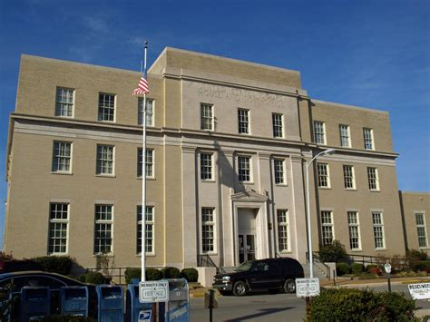 Post Office In Huntsville Al by United States Courthouse And Post Office Huntsville