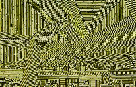 pattern definition urban xinjian s city stream expresses urban fabric as intricate