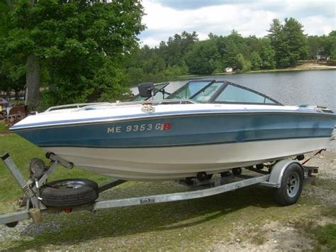 bowrider boats for sale maine 1988 chaparral 187 xl bowrider powerboat for sale in maine